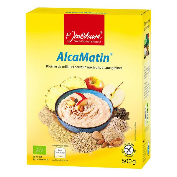 P. Jentschura - Petit déjeuner AlcaMatin BIO 500g
