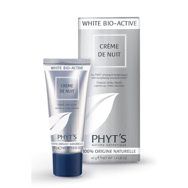 Phyt's - Crème de nuit éclaircissante BIO-ACTIVE 40g