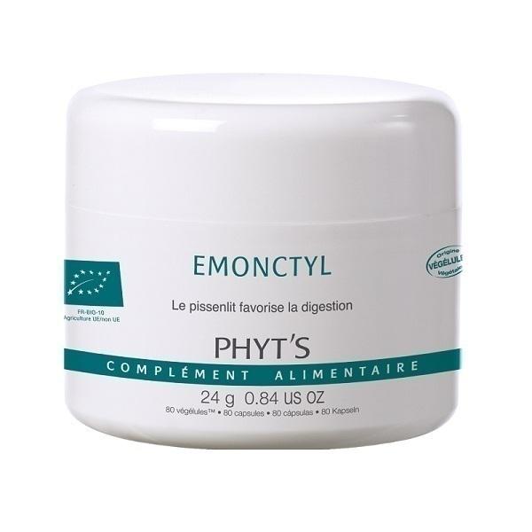 Phyt's - EMONCTYL Drainage total 80 végélules