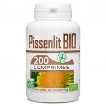 Bio Atlantic - Pissenlit Bio - 400 mg - 200 comprimés