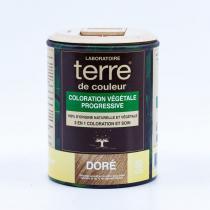 Terre de couleur - Coloration Végétale Progressive Doré 100 g