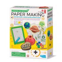 4M - Kit de fabrication de papier - Dès 5 ans