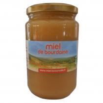 Lacourcelle Benoit - Miel de bourdaine Bio - pot de 1000g