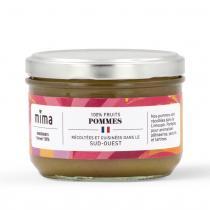 Mima - 100% fruits aux pommes BIO