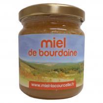 Lacourcelle Benoit - Miel de bourdaine Bio - pot de 250g
