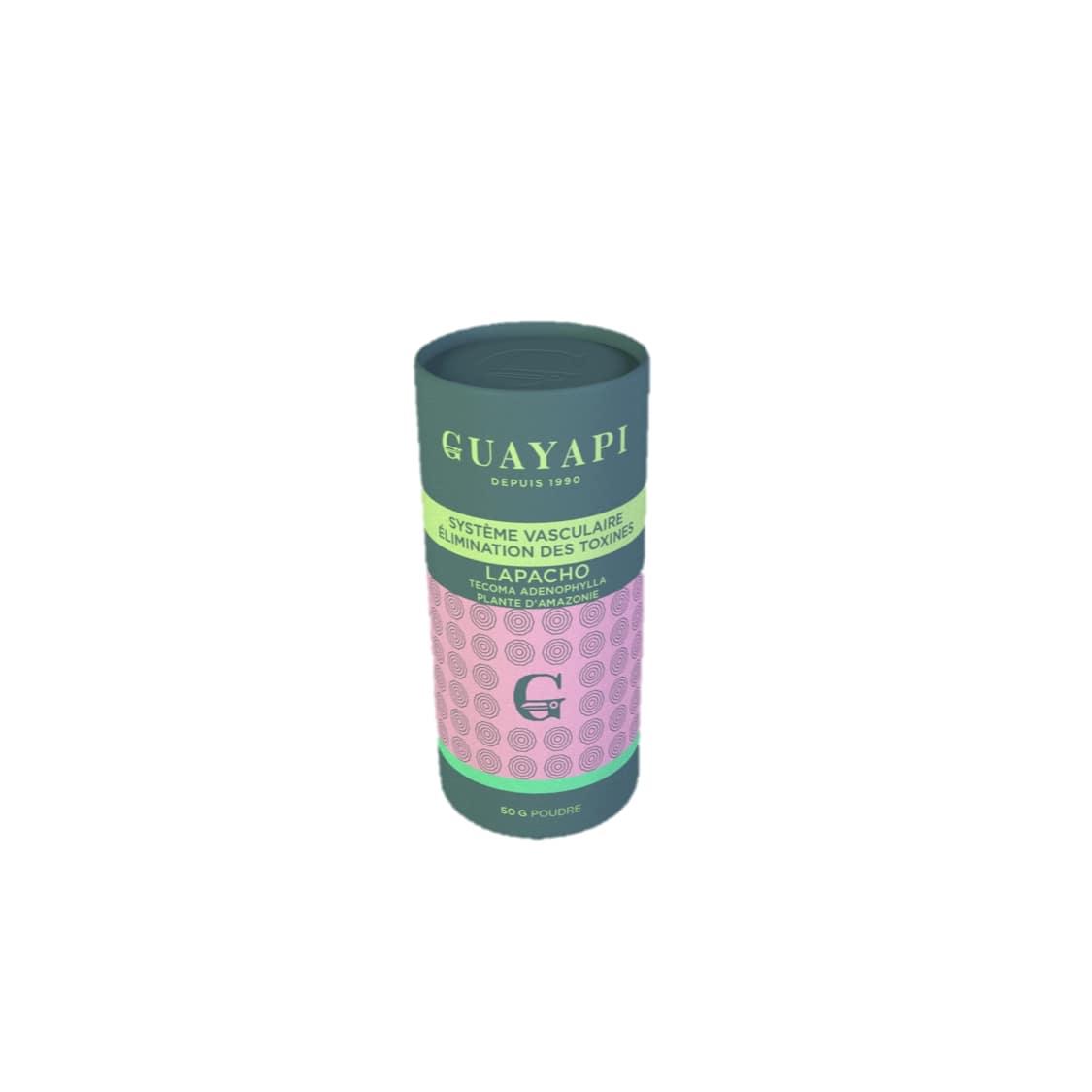 Guayapi - TECOMA ADENOPHYLLA ou LAPACHO - 80 Comprimés