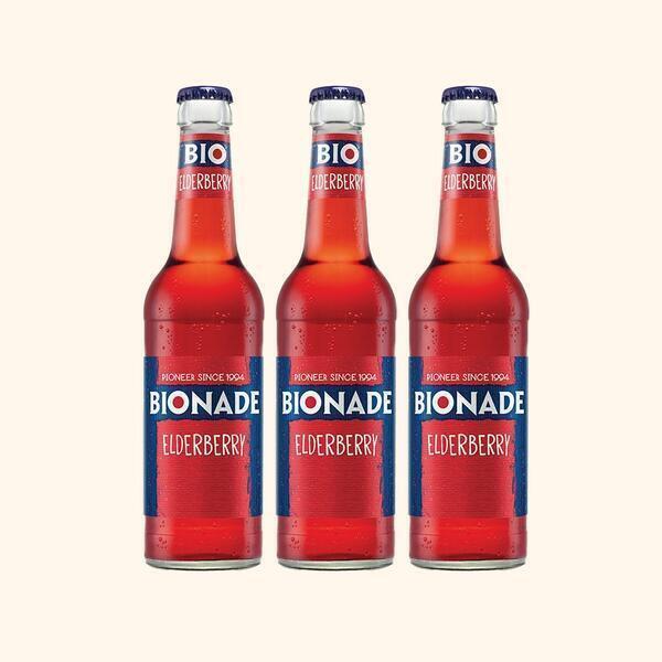 Bionade - Soda Sureau Bio - 3 x 33cl