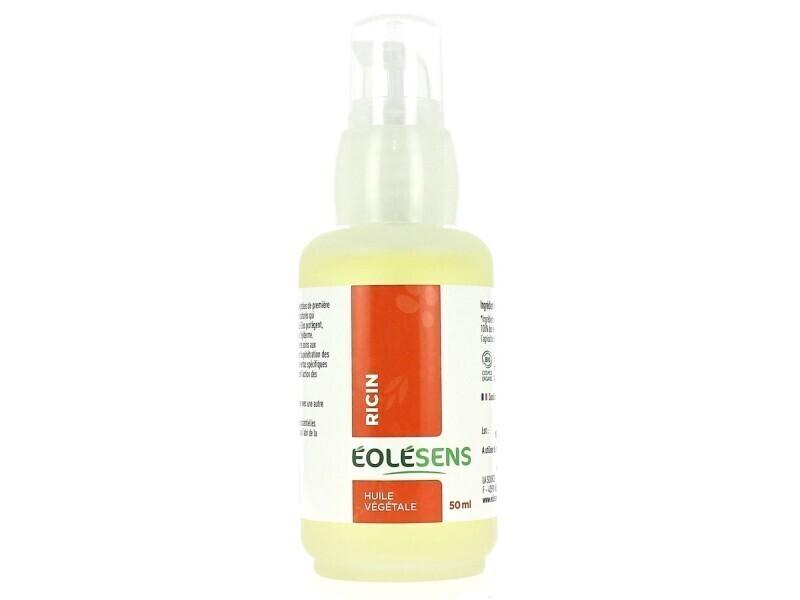 Eolesens - Huile végétale de Ricin - 50 ml