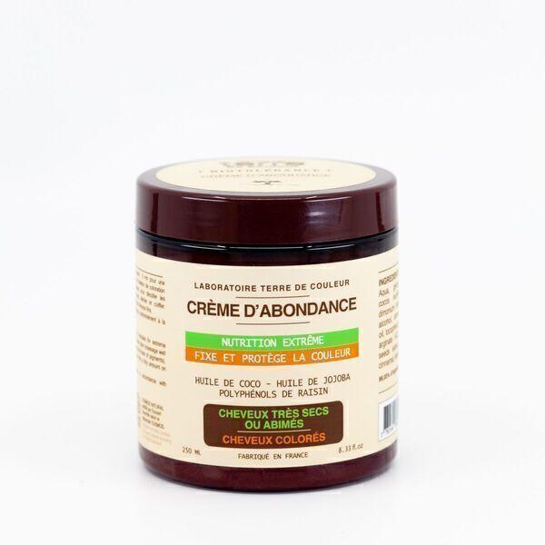 Terre de couleur - Crème d'Abondance 250 ml