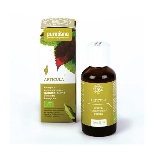 Purasana - Articula bio - Gemmothérapie