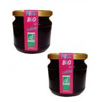 LE MONOPATI - 2 Pièces Miel Bio de Chêne 0,5kg/pièce
