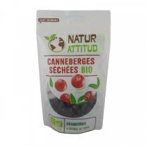 Natur Attitud - Canneberges Bio - 100 g