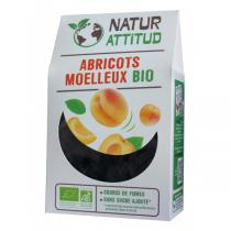 Natur Attitud - Abricots moelleux Bio - 200 g