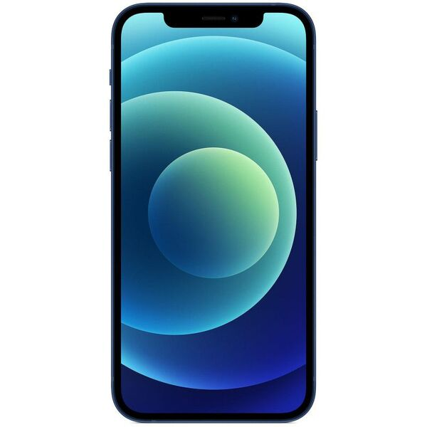 Apple - iPhone 12 64Go Bleu - Comme neuf