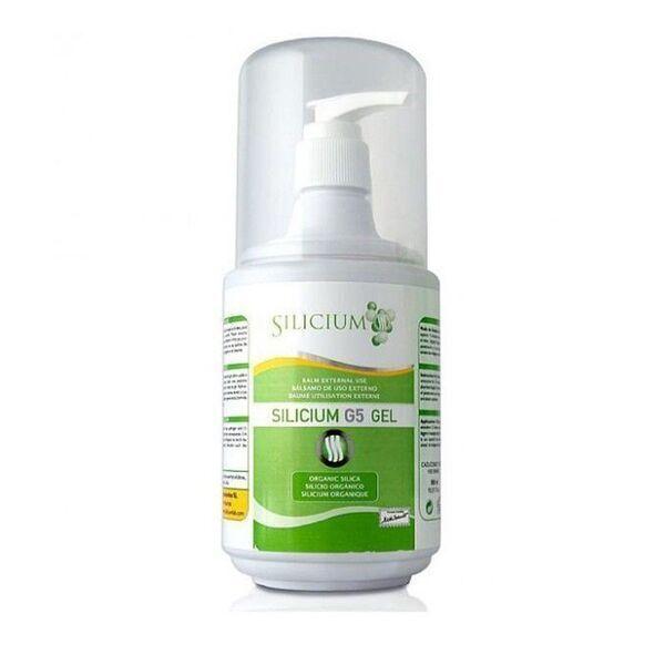 Silicium espana laboratorios - Gel silicium G5 flacon 500ml Silicium
