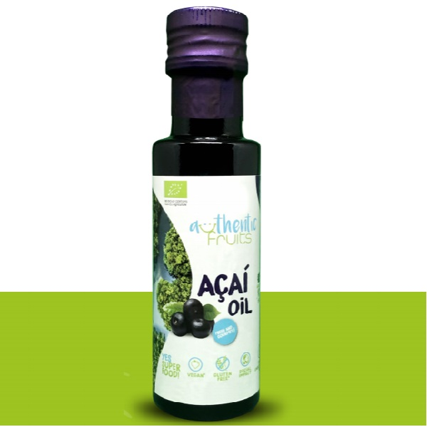 Authentic Fruit - Huile d'açaï Authentic Fruits Bio