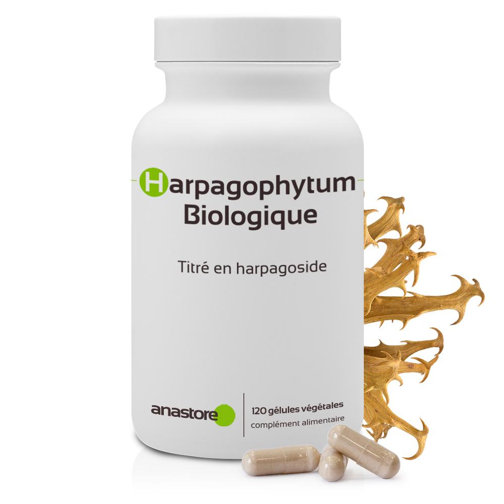 Anastore - Harpagophytum * 400mg / 120gélules * Titré à 2.7% en harpagoside