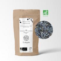75 degrés - Balade des Empereurs - Thé vert au jasmin Bio - 100g