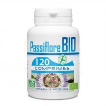 Bio Atlantic - Passiflore Biologique - 400 mg - 120 comprimés