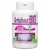 Bio Atlantic - Artichaut Bio - 400 mg - 120 comprimés