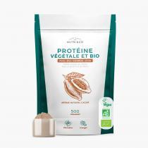 NUTRI & CO - Protéine Végétale Bio