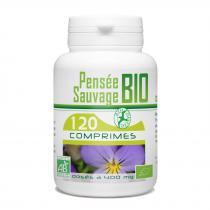 Bio Atlantic - Pensée sauvage Bio - 400 mg - 120 comprimés