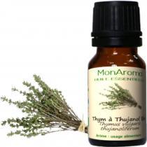 MonAroma - Huile essentielle Thym à Thujanol BIO 5ml
