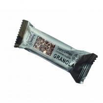 SuperNature - Barre Bio de Granola Chocolat et Graines - 40g