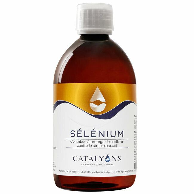 Catalyons - Selenium Oligo élément - Flacon 500 ml