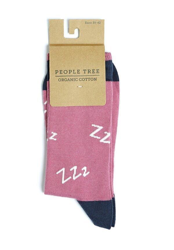 People Tree - Chaussettes Coton certifié biologique P39-42