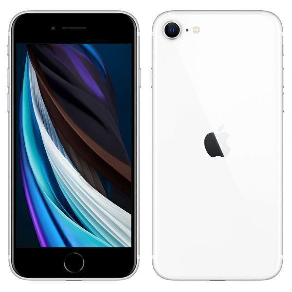 Apple - iPhone SE (2020) 128Go Blanc - Comme neuf