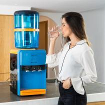 Eco-de - Aqua Tower Plus :Distributeur d'eau purifiée