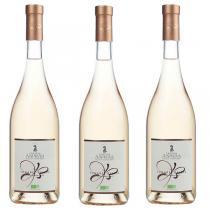 Château Aspras - Lot de 3 bouteilles Côtes de Provence Tomares Ballus