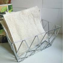 Memamnali - Grandes lingettes bébé en éponge de coton bio écru