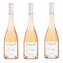 Château Roubine - Lot de 3 bouteilles Côtes de Provence cru classé Premium