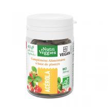 Nutriveggies - Acerola BIO 40 gélules