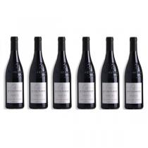 Domaine le Colombier - Lot de 6 bouteilles Vacqueyras vieilles vignes