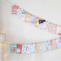 Atelier Gigogne - Calendrier de l'avent moment en famille