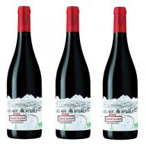Domaine Guilhem - Lot de 3 bouteilles IGP Oc N 117