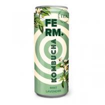 Ferm Drinks - Kombucha menthe lavande 250ml
