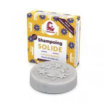 Lamazuna - Shampoing solide pour cheveux blancs 70g