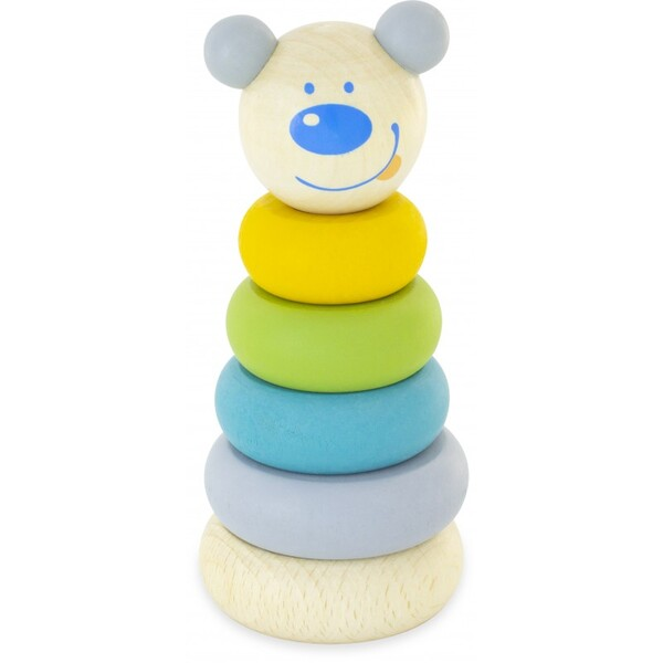 Ulysse - Petit empilable Ourson