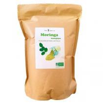 Terre Symbiose - 1kg - Poudre de feuille de Moringa Bio