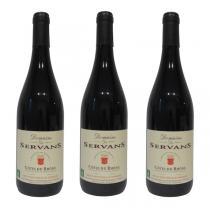 Domaine de Servans - Lot de 3 bouteilles Côtes du Rhône