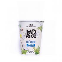 Mo'Rice - Brassé végétal riz nature 400g