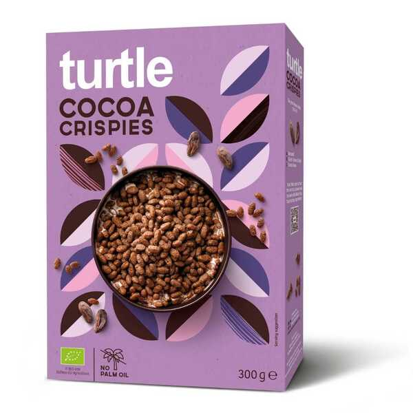 Turtle - 14 x Cacao Crispies