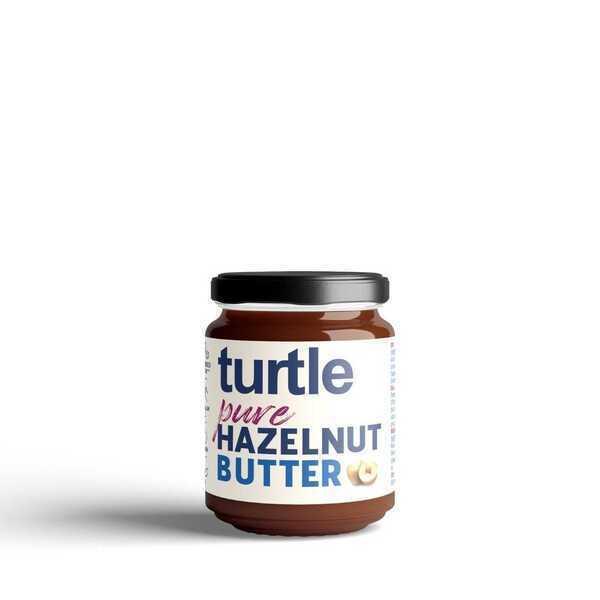 Turtle - 6 x Purée de noisette 100%