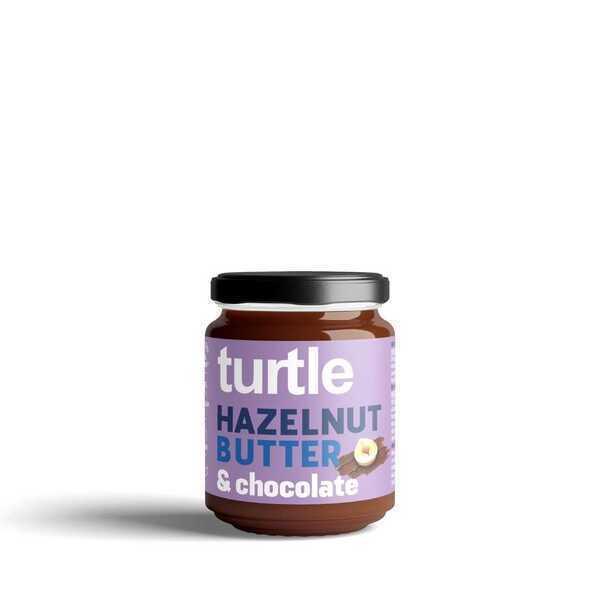 Turtle - 6 x Beurre de Noisette et chocolat