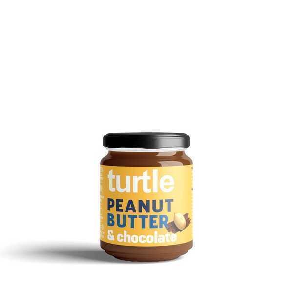 Turtle - 6 x Beurre de Cacahuète et chocolat