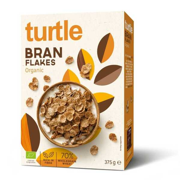 Turtle - 12 x Bran Flakes BIO